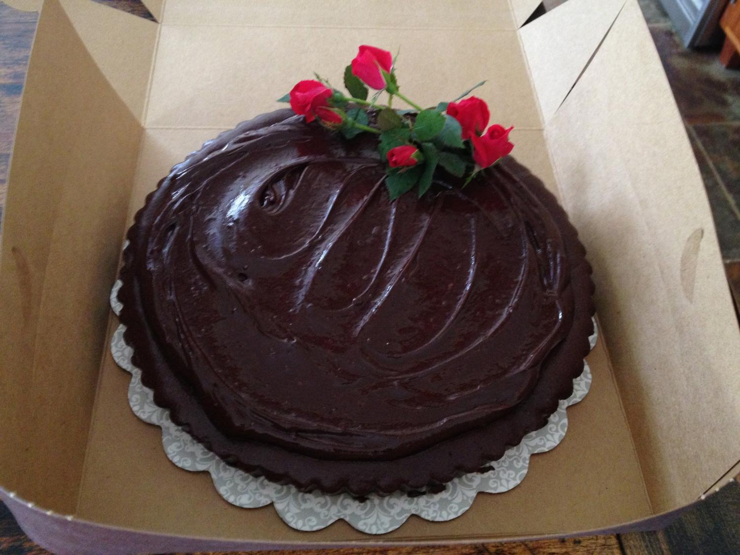 "9"" Chocolate Birthday Party Favorite!"
